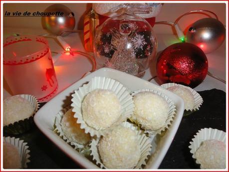 truffes chocolat blanc-6