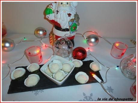 truffes chocolat blanc-7