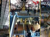 Ferrero Rocher s'offre sapin gare Saint Lazare