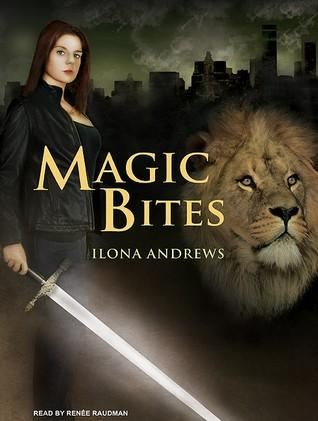 Kate Daniels T.1 : Magic Bites - Ilona Andrews (AudioBook - VO)
