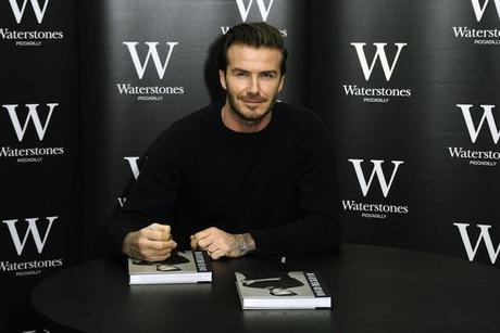 Ne loupez pas la biographie de David Beckham