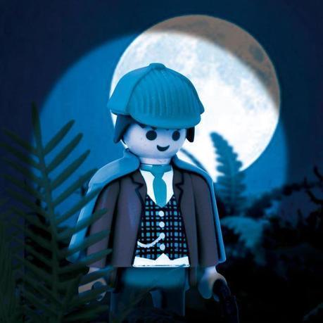 Playmobil-Sherlock Holmes et le chien des Baskerville, Richard Unglik