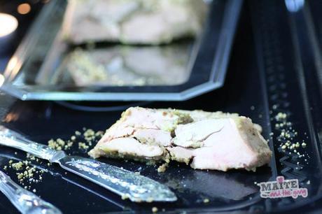 foie gras pistache cuisson micro-ondes