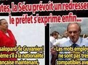 évènements majeurs marqués Guyane 2013