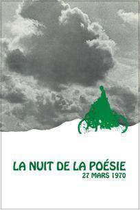 La nuit de la poésie, Montréal, le 27 mars 1970