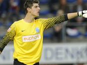 Mercato-Chelsea Courtois échangé avec Diego Costa