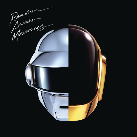 Daft Punk Random Access Memories 21 mai Columbia