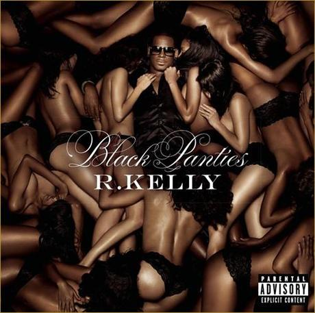 R. Kelly Black Panties 10 décembre RCA