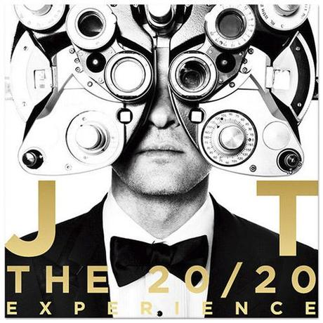 Justin Timberlake The 20/20 Experience 15 mars RCA