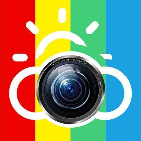 InstaWeather Pro sur iPhone, partagez le temps, vos photos...
