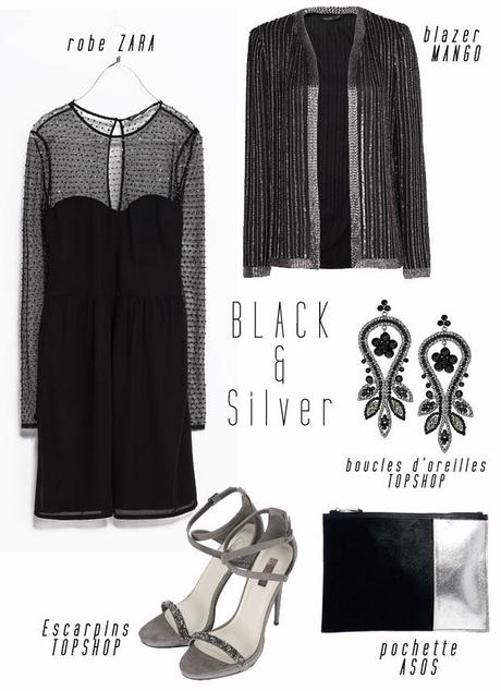 *New Year look # SEQUINS INSPIRATION#2