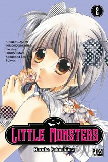 Little Monsters tome 2