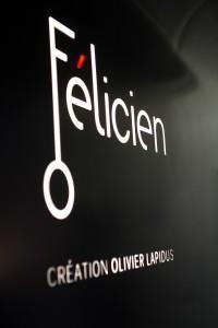 Visite déco : l'hôtel Félicien à Paris