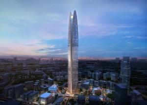 Le plus grand gratte-ciel d'Indonésie sera à énergie positive, grâce à l'éolien, au solaire et à la géothermie.