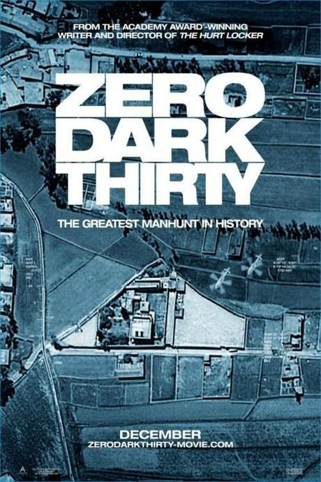 Zero Dark Thirty_Affiche 2