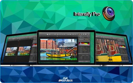 Intensify Pro meilleure app Mac Aficionados