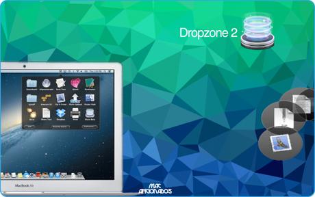 Dropzone 2 meilleure app de partage Mac