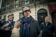 Sherlock S3E1 : The Empty Hearse – Fiche épisode