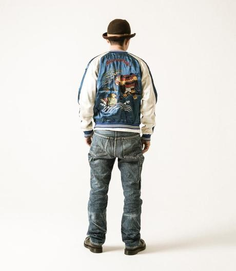 HUMAN MADE – S/S 2014 COLLECTION LOOKBOOK