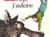 loup n'effraie plus enfants, fascine
