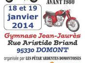 Bourse deux roues Domont (95) janvier 2014.