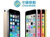 iPhone déjà précommandes chez China Mobile