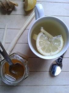 infusiongingenbre citronnelle
