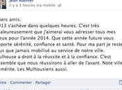bons voeux note maire Jean Rottner bonne ville Mulhouse