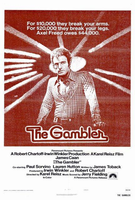 Cinéma : Le flambeur (The gambler), le remake