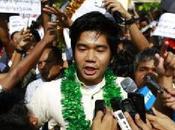 Beau début d'année Birmanie: libération tout derniers prisonniers politiques