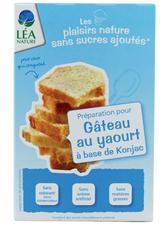 Préparation pour gâteau au yaourt à base de Konjac