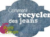 Plus idées pour recycler denim
