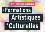 Salon formations artistiques culturelles, 18-19 janvier
