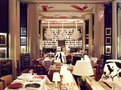 Restaurant Cuisine Hôtel Royal Monceau