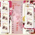 Le 3 février 2011, débute le nouvel an chinois……