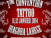 7ème Convention Tatouage Toulouse