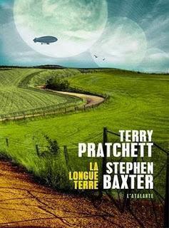 LA LONGUE TERRE de Stephen Baxter et Terry Pratchett