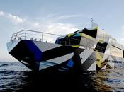 MOTEURS: Yacht Jeff Koons