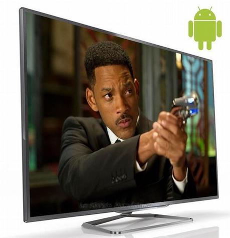 CES 2014 : Philips lance ses premières TV sous Android