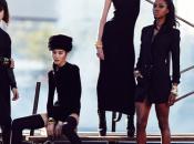 photos exclusives collaboration entre Rihanna River Island
