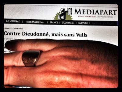 Contre Dieudonné, sans Edwy Plenel... ni Valls