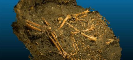 Que s'est-il passé à Entrains-sur-Nohain il y a 1200 ans ?