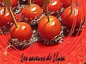 Tomates cerises caramélisées graines sésame