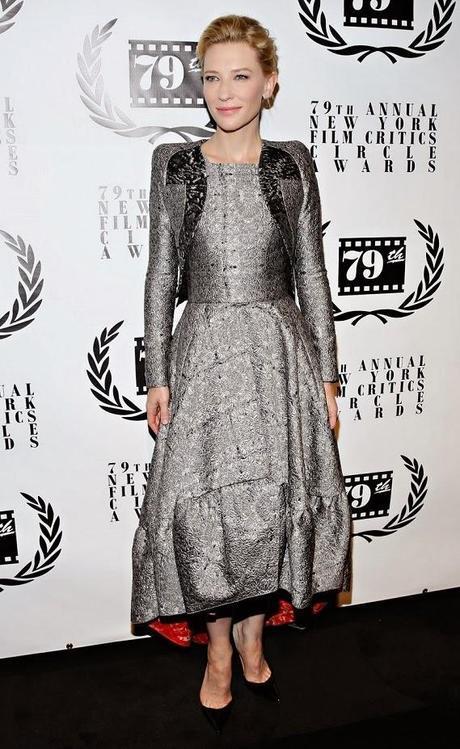 Cate Blanchett au 2013 New-York Critics Circle Awards - 06.01.2014