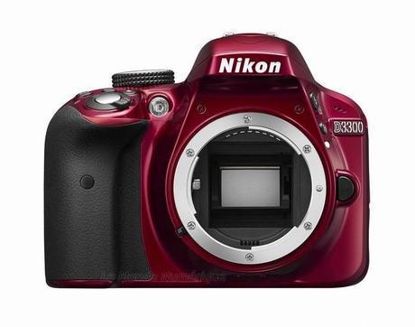CES 2014 : Nouvel appareil photo reflex Nikon D3300 avec 24,2 MP