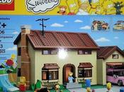 Simpson version Lego