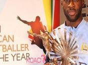 Yaya Touré trône l'Afrique