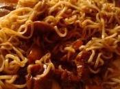 poulet miel-soja
