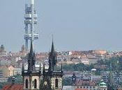 TOUR TRANSMISSION ZIZKOV PRAGUE (République tchèque)