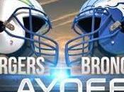 séries sous loupe Chargers Broncos